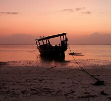 Morning colours - Zanzibar, West Africa by timstathers