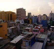 Saigon, Saigon - Vietnam by timstathers