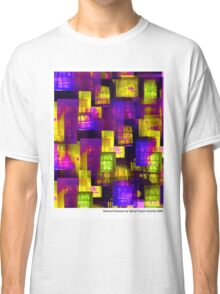 Stained Glasses by Darryl Kravitz 2009 Classic T-Shirt