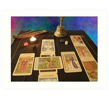 Tarot: Between the Worlds Art Print