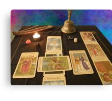 Tarot: Between the Worlds Canvas Print