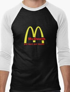 McDeath Men's Baseball ¾ T-Shirt