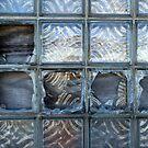 punched out window.... by Lynne Prestebak