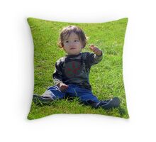 Field of dreams... Throw Pillow