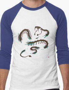 SNAKE 2 Men's Baseball ¾ T-Shirt