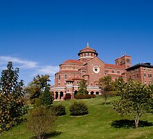 Immaculate Conception Monastery by Sandy Keeton