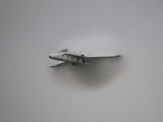 Hornet Vapor by Andreas Mueller