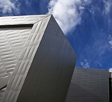Denver Art Museum by ericasmithphoto