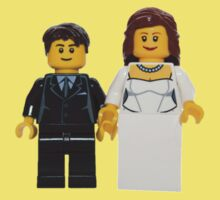 LEGO Bride and Groom Kids Clothes