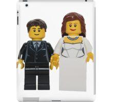 LEGO Bride and Groom iPad Case/Skin