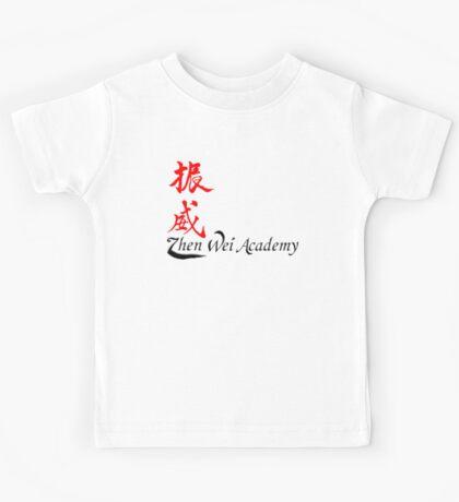 Zhen Wei Academy Kids Tee