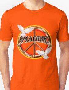 PEACE / MAGINE Unisex T-Shirt