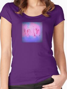 Walkin on Ice Women's Fitted Scoop T-Shirt