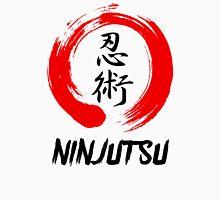 Ninjutsu Kanji Unisex T-Shirt