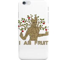 Groot Fruit iPhone Case/Skin