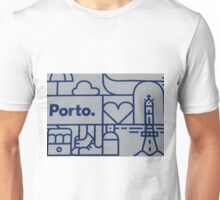 Porto - A Fantastic City Unisex T-Shirt