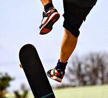 Skate Shoes 2 by Pene Stevens