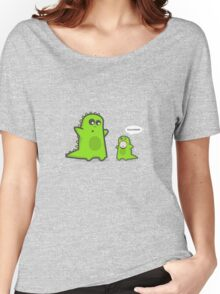 Monstors Women's Relaxed Fit T-Shirt