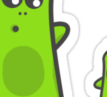 Monstors Sticker