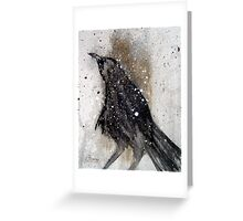 The Look Out Greeting Card