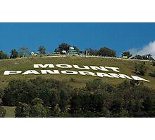Mt Panorama Photographic Print