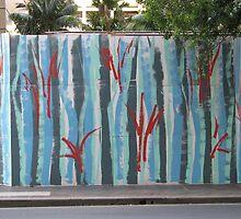 Art in Macquarie Street by Jeffrey Hamilton