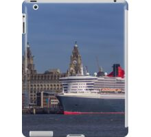 Big ship little ship iPad Case/Skin