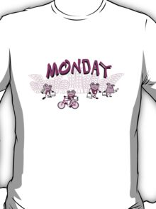Days of the week - Monday T-Shirt