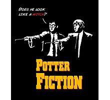 Potter Fiction Photographic Print