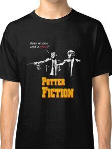 Potter Fiction Classic T-Shirt