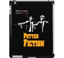 Potter Fiction iPad Case/Skin