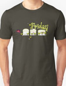 Days of the week - Friday Unisex T-Shirt