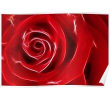 Rose sparkle! Poster