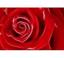 Rose sparkle! Photographic Print