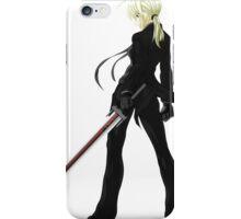 Saber - Fate iPhone Case/Skin
