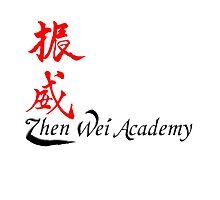 Zhen Wei Academy by Gary Matthews