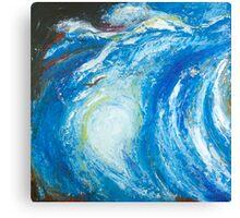 """Coming Home No 1 - """"Blue Sky"""" Canvas Print"""