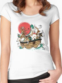 Fabulous Ark Women's Fitted Scoop T-Shirt