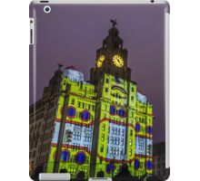 Liver Building Yellow Submarine Projection iPad Case/Skin