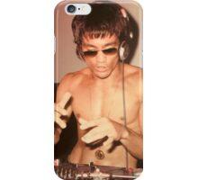 Bruce DJ iPhone Case/Skin