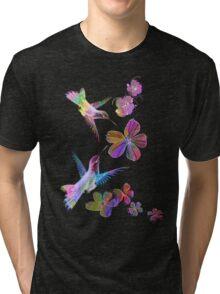 Birds. Tri-blend T-Shirt