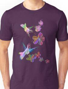 Birds. Unisex T-Shirt