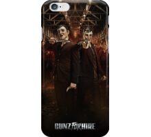 Gunz For Hire iPhone Case/Skin
