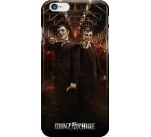 Gunz For Hire iPhone Case/Skin