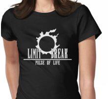 FFXIV - Limit Break Healer (White) Womens Fitted T-Shirt