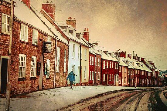Heading Home For Christmas by Nigel Finn