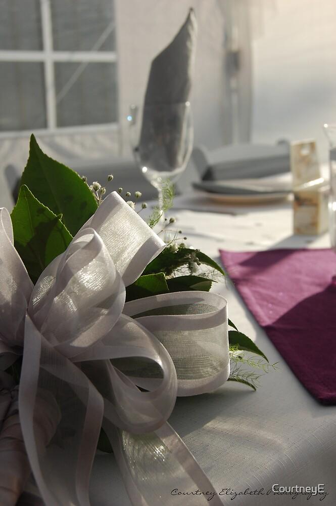 Wedding Scene. by CourtneyE
