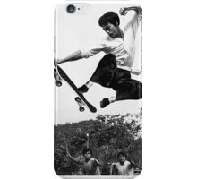 Bruce Skater iPhone Case/Skin