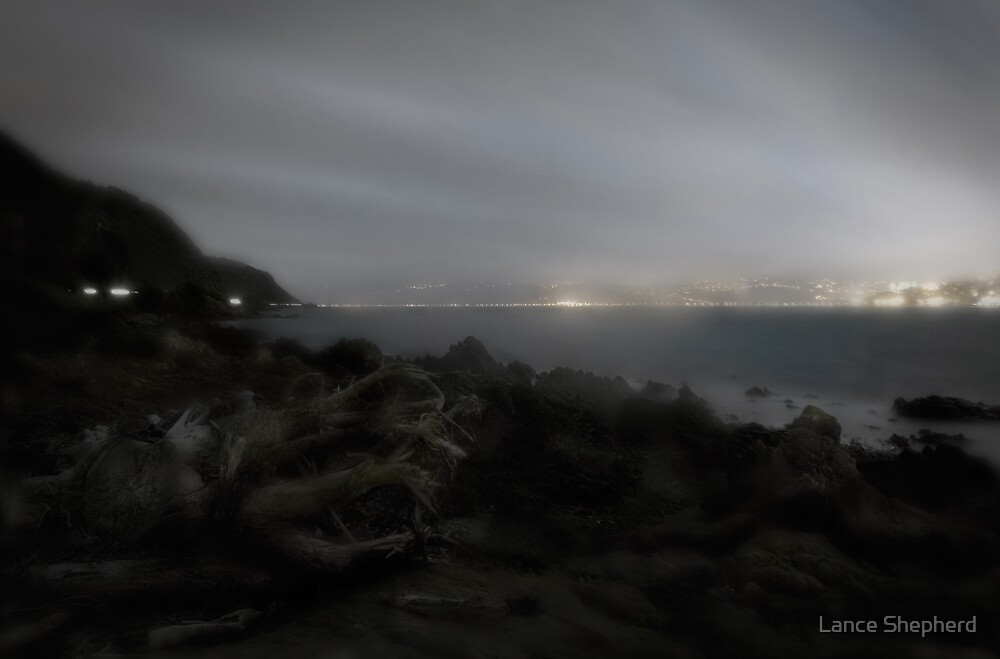 Stump, 1.40am by Lance Shepherd