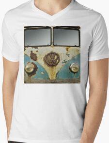 VW Rusty Mens V-Neck T-Shirt
